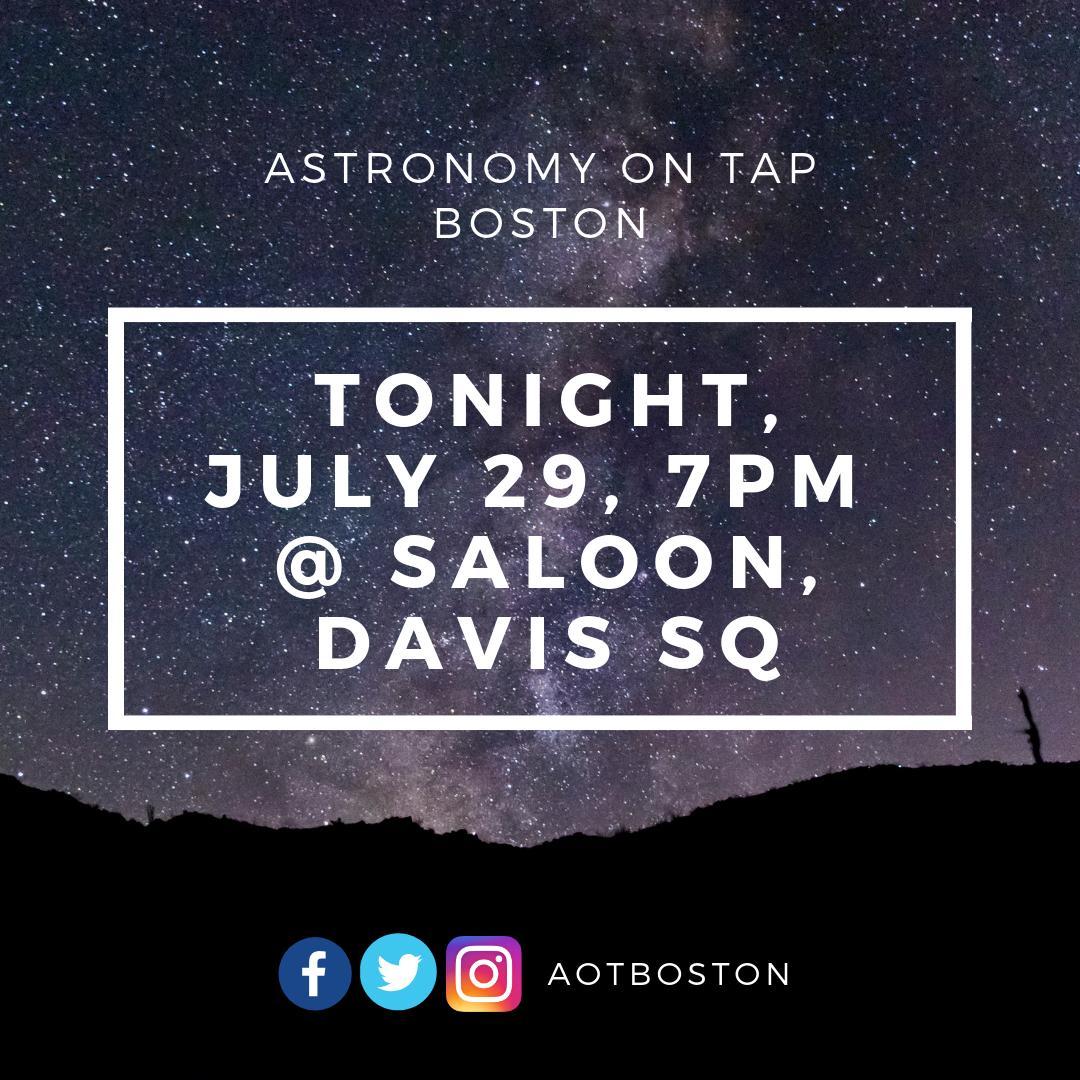 Astronomy On Tap BOS (@AoTboston) | Twitter