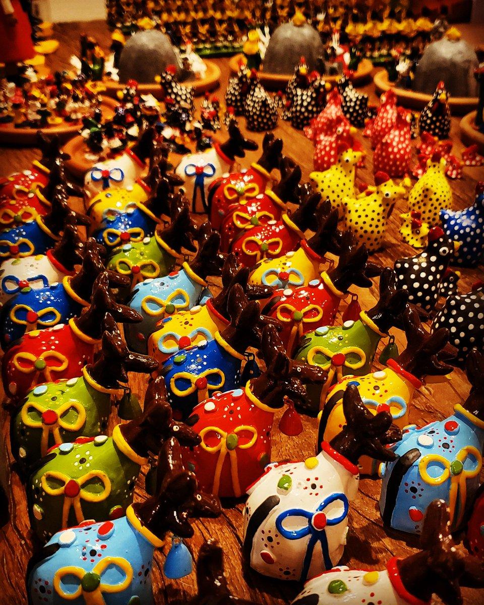 New Arrival: Another northeastern craft in clay. A special batch. It looks like an army of joy and good people energy.  #nordeste #nordestemeulindo #brasil #eucurtoonordeste #nordestebrasileiro #saopaulo #nordestepraiano #nordestegram #nordestelindo #praia #nordestebrasilpic.twitter.com/IBaNzLn41H