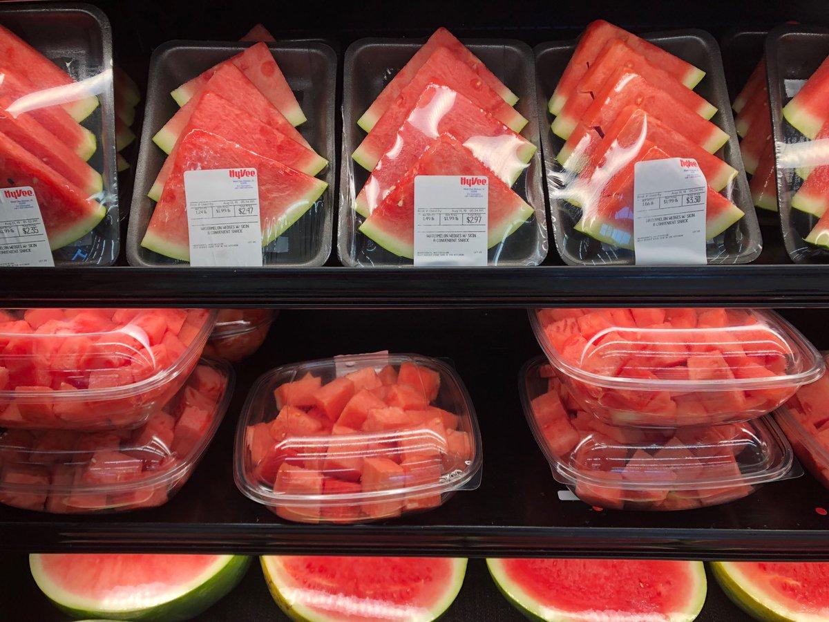 "I call it ""waspermelon"""