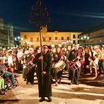 Image for the Tweet beginning: Los tambores de Hellín clausuran el