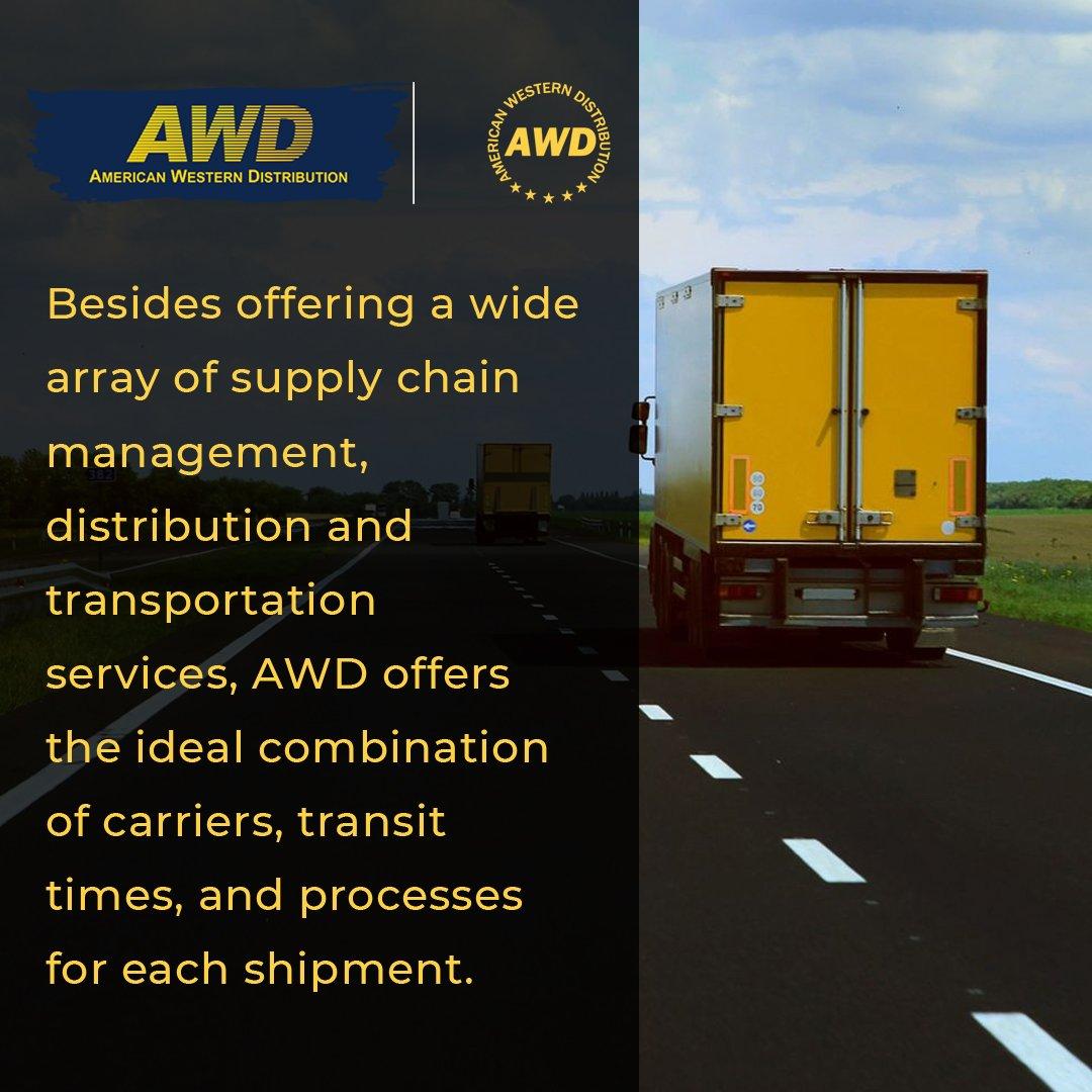 American Western Distribution (@AmericanWD) | Twitter