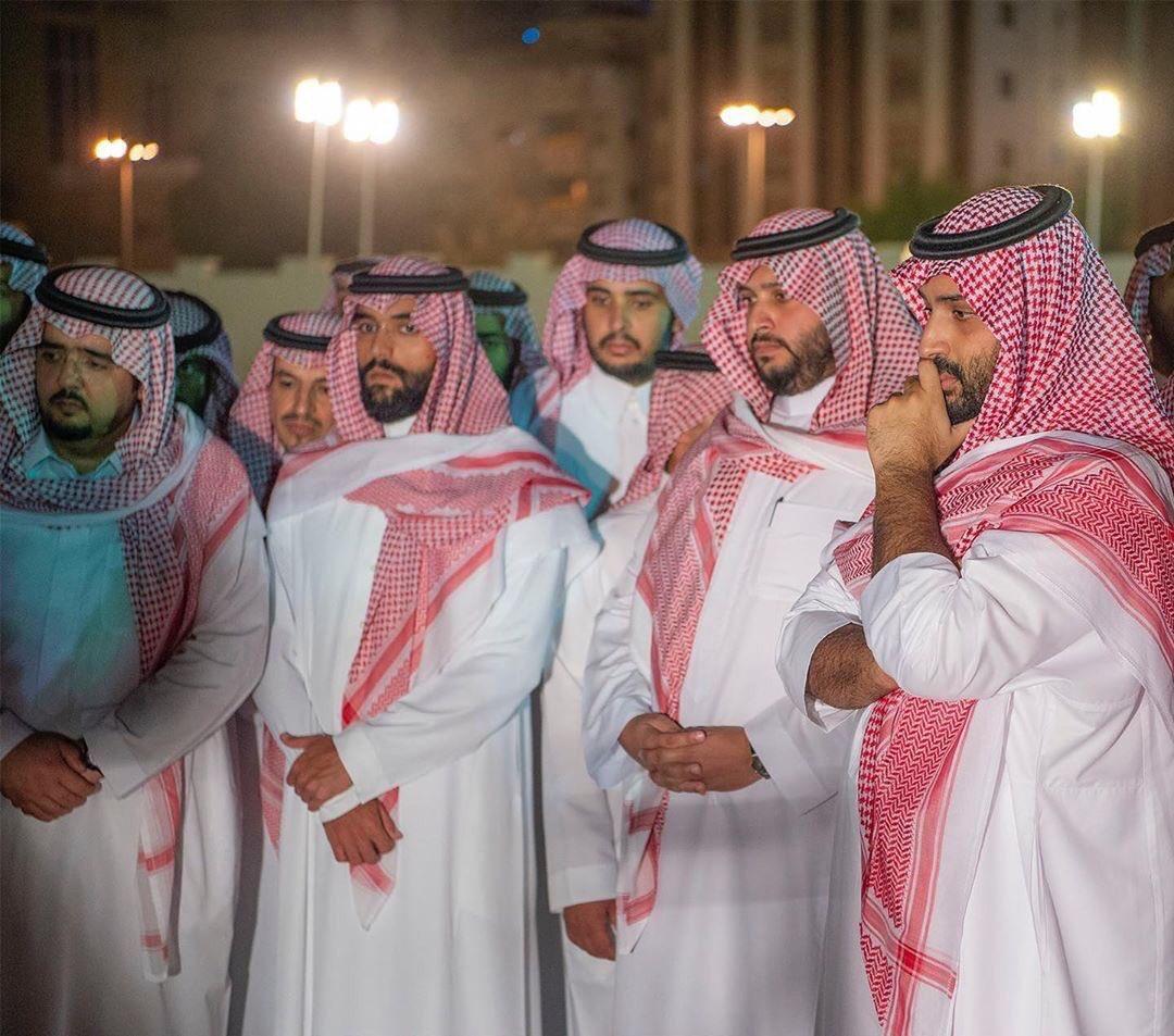 أخبار محمد بن سلمان Hrhmbnsalman تويتر