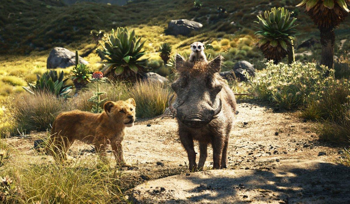 77.) Lion King (2019) #LosFilmLog2019