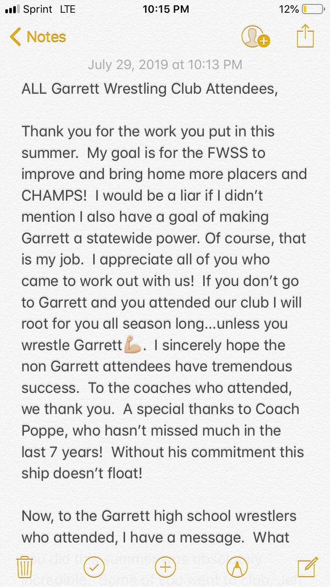 Garrett Wrestling (@GarrWrestling) | Twitter