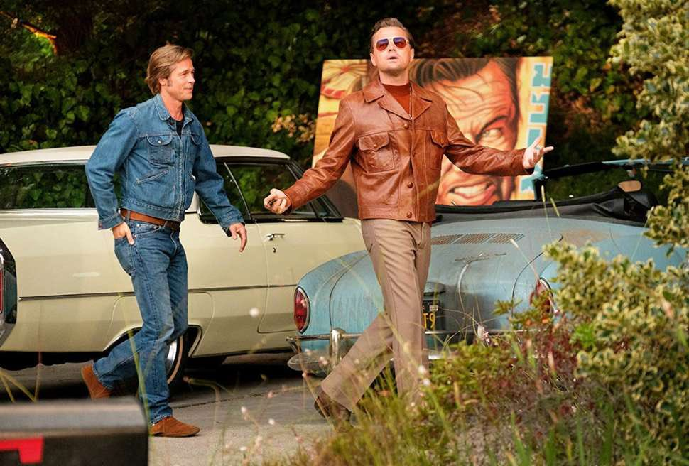 75.) Once Upon A Time In Hollywood #LosFilmLog2019