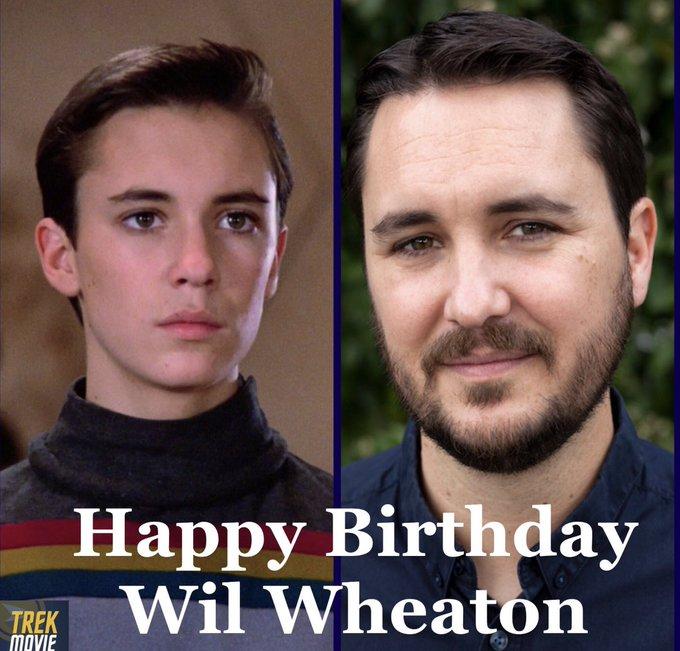 Wil Wheaton's Birthday Celebration | HappyBday to