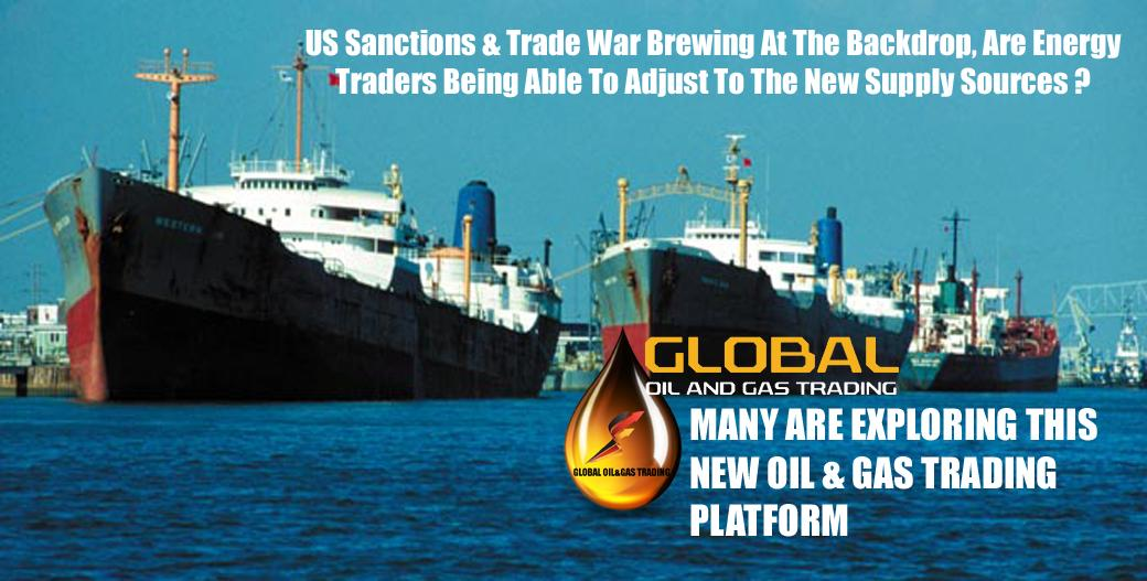 Global Oil & Gas Trading @GlobalOilGasTr1 Timeline, The
