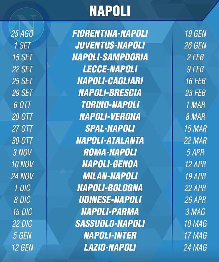 Interit Calendario.Napolicepuntoinfo Hashtag On Twitter