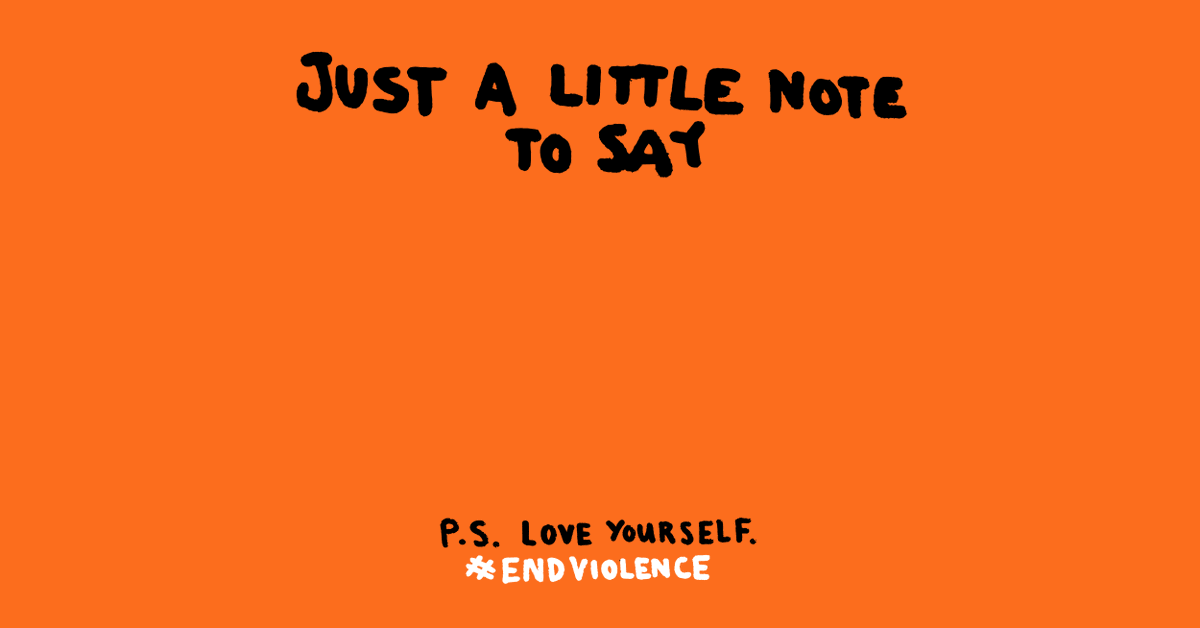 Kindness starts with each and every one of us. Join us on #FriendshipDay 👇 💜Screenshot a template 💜Fill it in 💜Share it with someone to make their day By choosing respect, support and kindness, we can make our communities safe and supportive. #ENDviolence #BTSLoveMyself