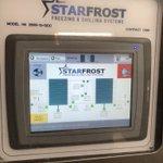 Image for the Tweet beginning: Starfrost twin drum spiral in