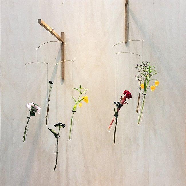 Mobile Flensted Flying Flowers