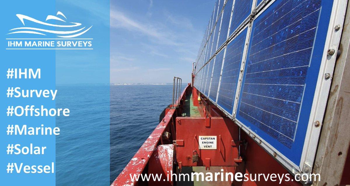 IHM Marine Surveys (@IhmMarine) | Twitter