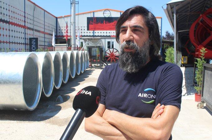 AİRONN Fan Test Laboratuvarı, fan alanında uluslararası otorite AMCA tarafından akredite edildi