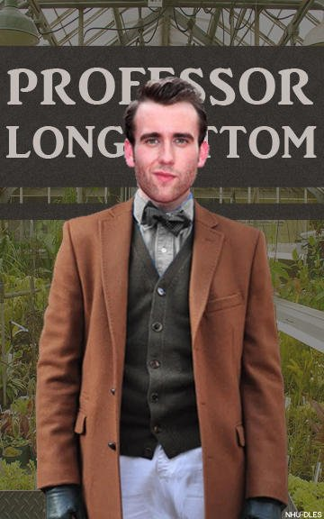 Harry Potter World On Twitter Neville Worked Briefly As An Auror