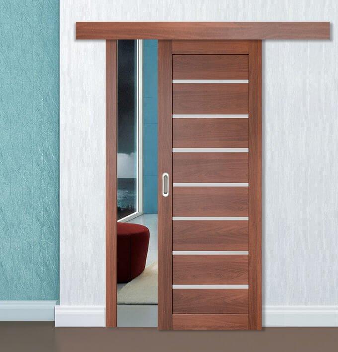 построить раздвижная дверь межкомнатная одностворчатая фото этой