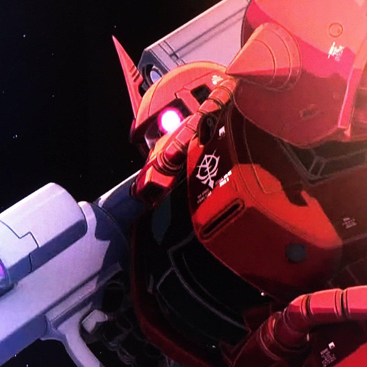 Rick Deckard シャア テキサス か セイラ 赤い モビルスーツ The Originのシャアはカッコ良すぎる 機動戦士ガンダムtheorigin シャア セイラ テキサスコロニー 赤いモビルスーツ Theorigin シャア中尉 シャア専用ザク 機動戦士ガンダム