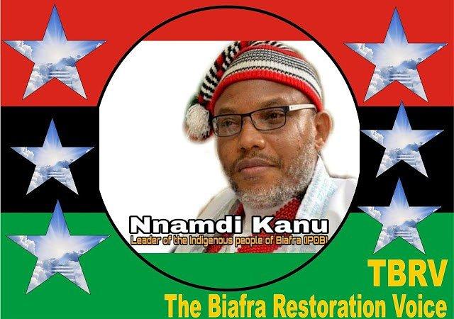 The Biafra Restoration Voice - TBRV - @TBRVorg Twitter Profile and