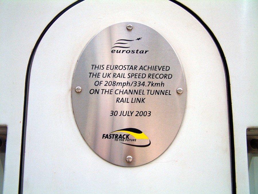 EAtr1j X4AAVFLC - Eurostar at 25