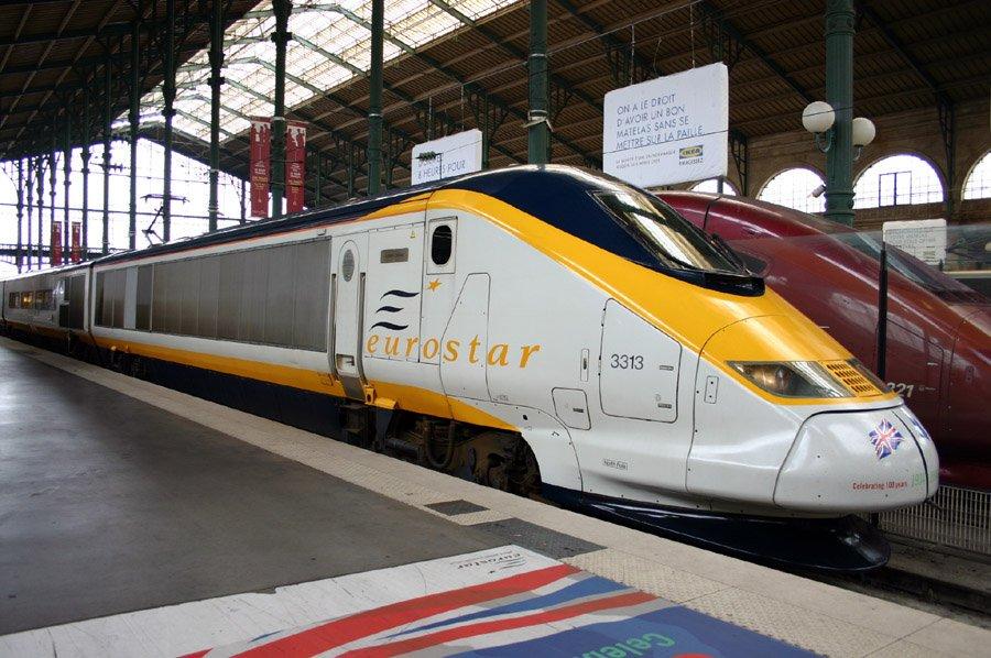 EAtr2G WsAEfrOI - Eurostar at 25