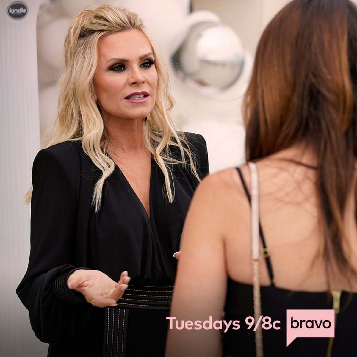 WE'RE ONE WEEK AWAY! Don't miss the season premiere of #RHOC Tuesday @ 9/8c on @BravoTV!