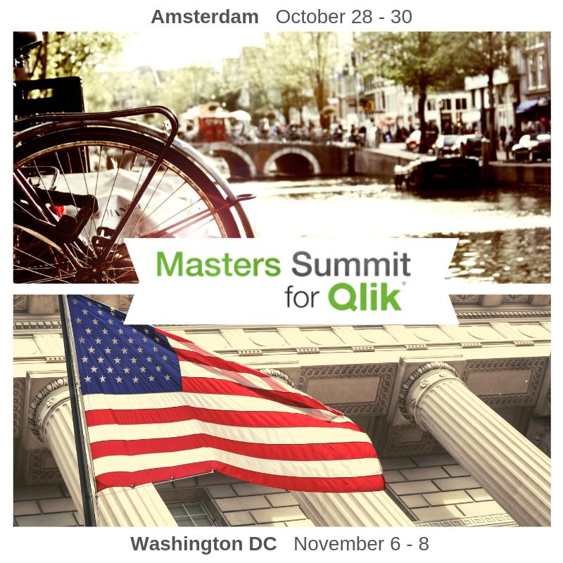 Qlik Masters Summit (@QlikMasters) | Twitter
