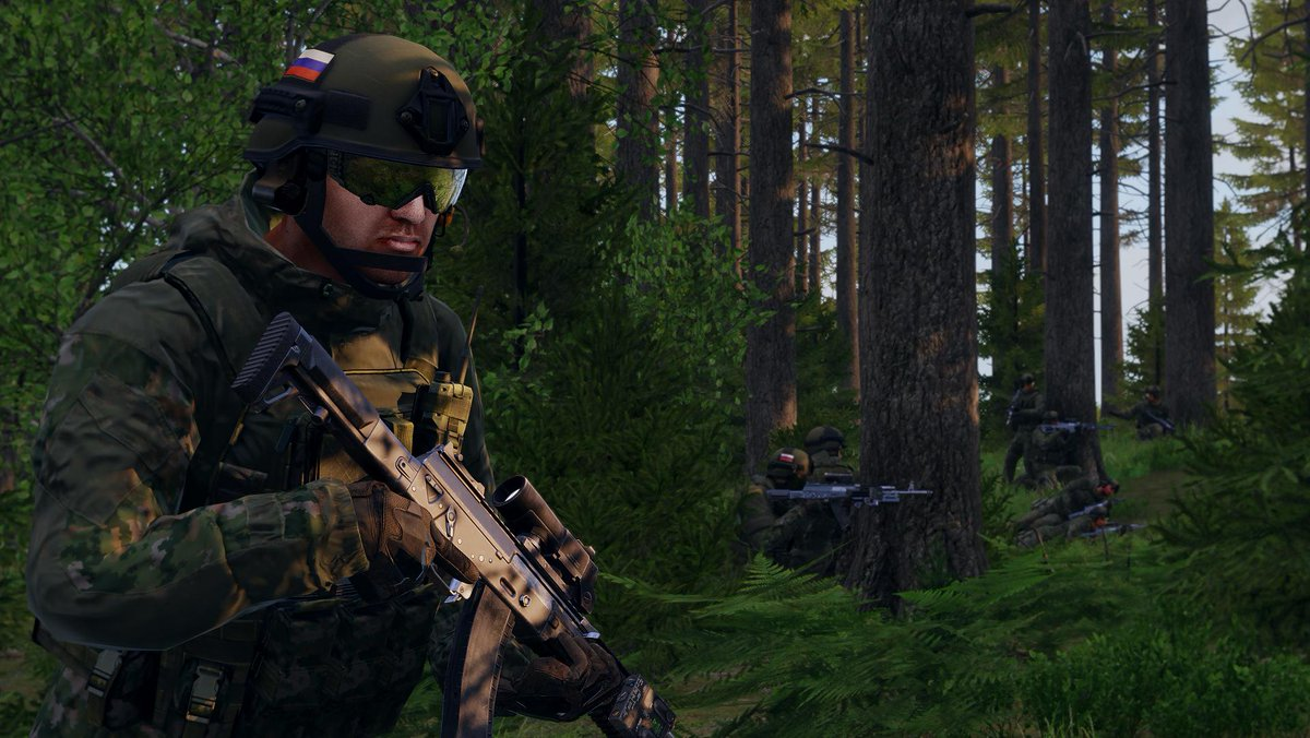 Operatordrewski Arma 3 Mods