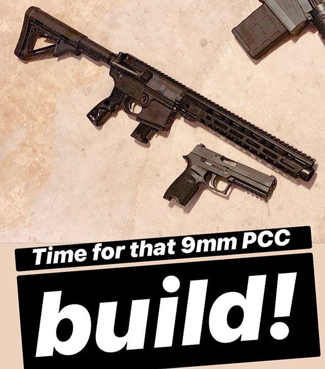 pistolcalibercarbine хаштаг в Twitter
