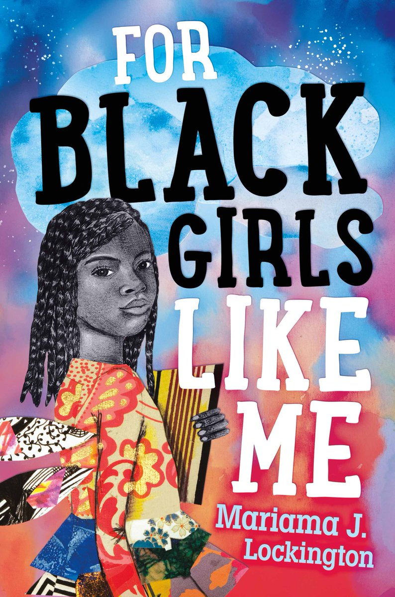 A very happy book birthday to FOR BLACK GIRLS LIKE ME by @marilock 🎉 #NewReleaseTuesday #kidlit #ownvoices Meet the author during #HeckYAFest on 7/27: ow.ly/swBd50uCt3W