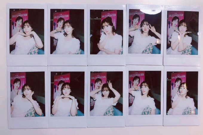 "190730 Taeyeon & Sunny Polaroid for ""SM Super League 2019 <PUBG Mobile>"" EAuD_wSUwAAwB-N?format=jpg&name=small"