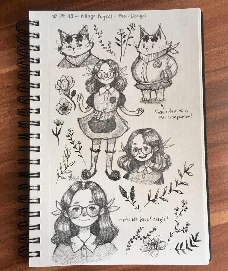 Mai's Sketchbook EAuHHPFWsAEGTAa?format=jpg&name=900x900