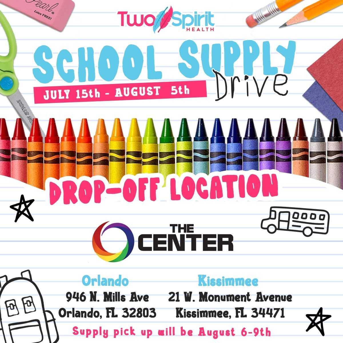 The Center | LGBTIQ+ | Orlando Florida - LGBT+ Center Orlando