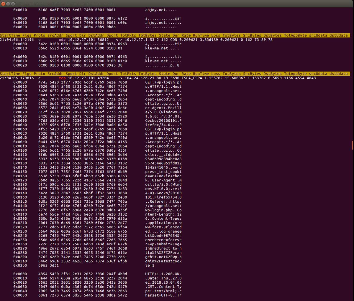 TCPdump tagged Tweets and Downloader | Twipu