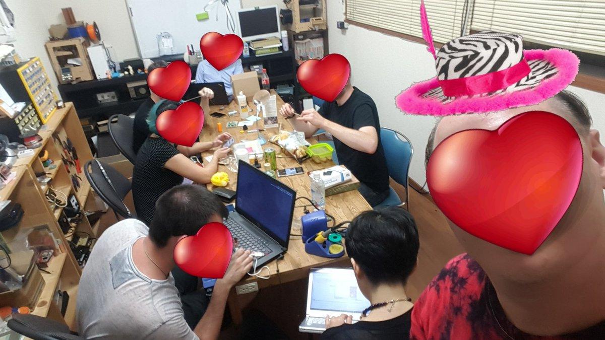 Tokyo Hacker Space (@tkohackerspace) | Twitter