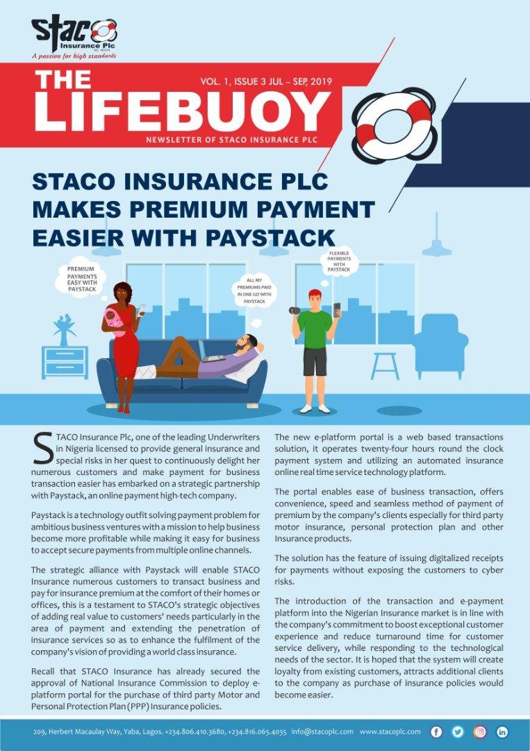 Staco Insurance Plc (@Stacoinsured)   Twitter