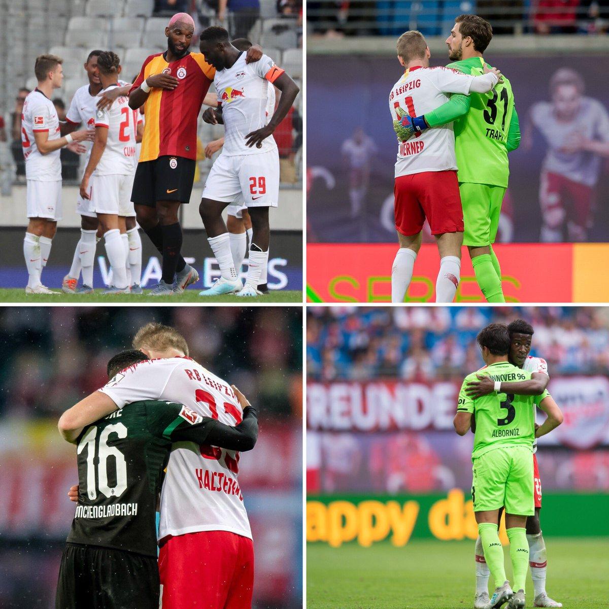 Rb Leipzig On Twitter Fussball Verbindet