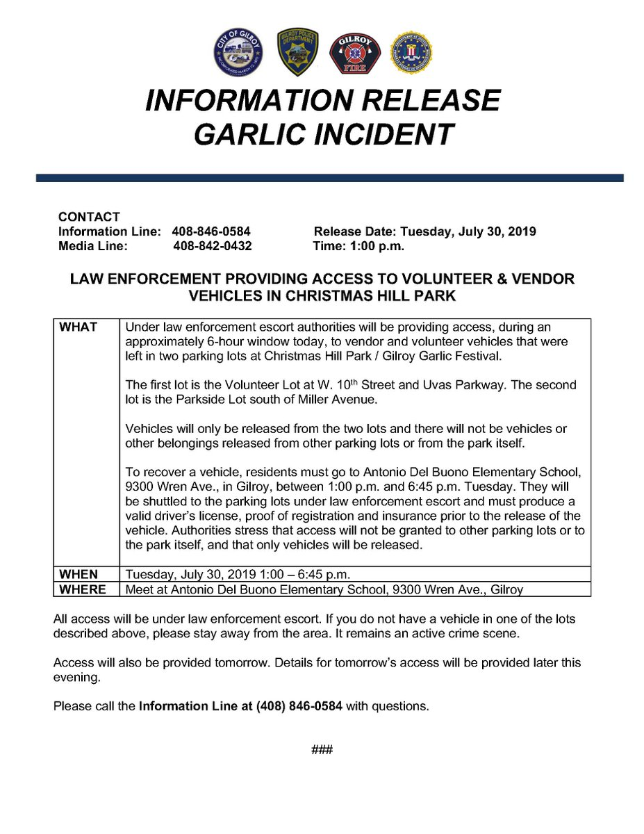 Christmas Hill Park Gilroy Ca 95020.Gilroy Police On Twitter Law Enforcement Providing Access
