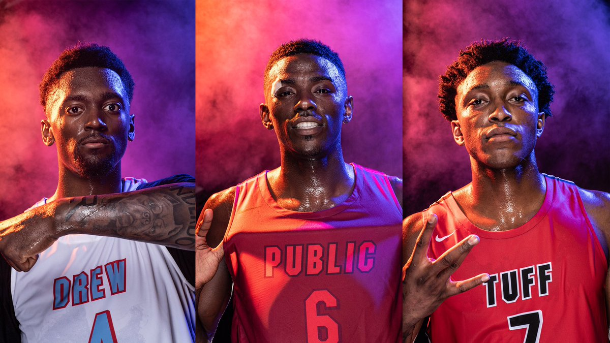 The Week 9 Player of the Week is Franklin Session of Public Enemy. Session scored a career-high 60 points against Optimus (Friday) and 41 points against Tuff Crowd (Sunday). Top Performers ➡️ bit.ly/2GEg1Yu