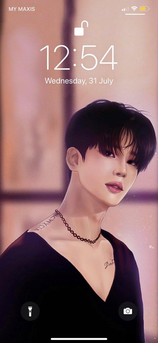 My New Wallpaper Han Seungwoo Hanseungwoo X1 Tweet