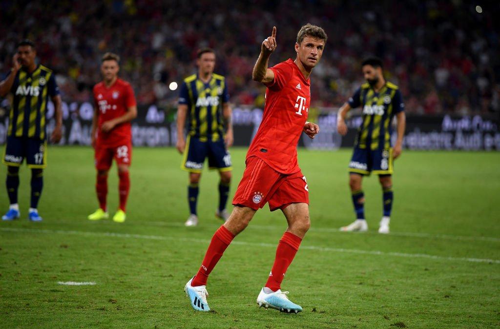 Audi Cup. Бавария забила шесть голов Фенербахче, Мюллер сделал хет-трик - изображение 1
