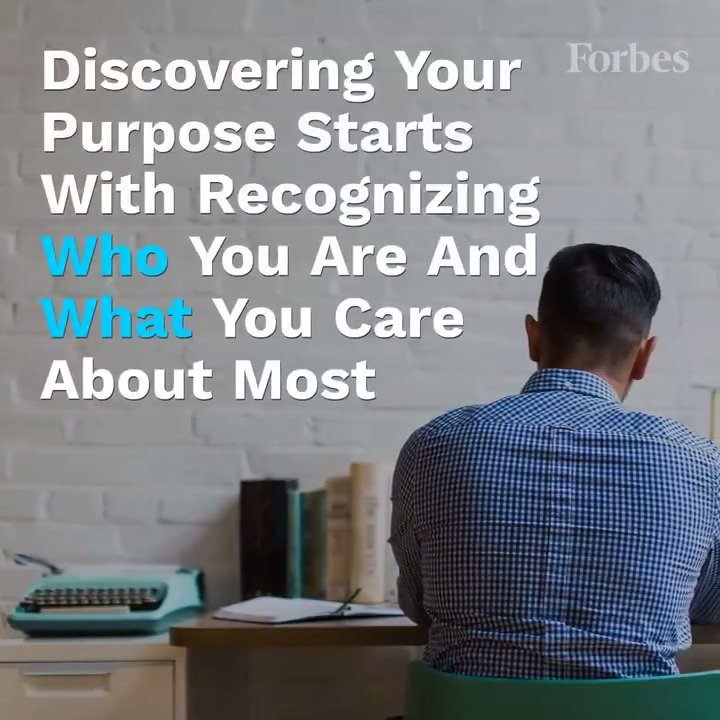 How do you start rediscovering your purpose? Establish what you have https://www.forbes.com/sites/kathycaprino/2019/07/30/discovering-your-purpose-starts-with-recognizing-who-you-are-and-what-you-care-about-most/?utm_source=twitter_video&utm_medium=social&utm_campaign=forbes…