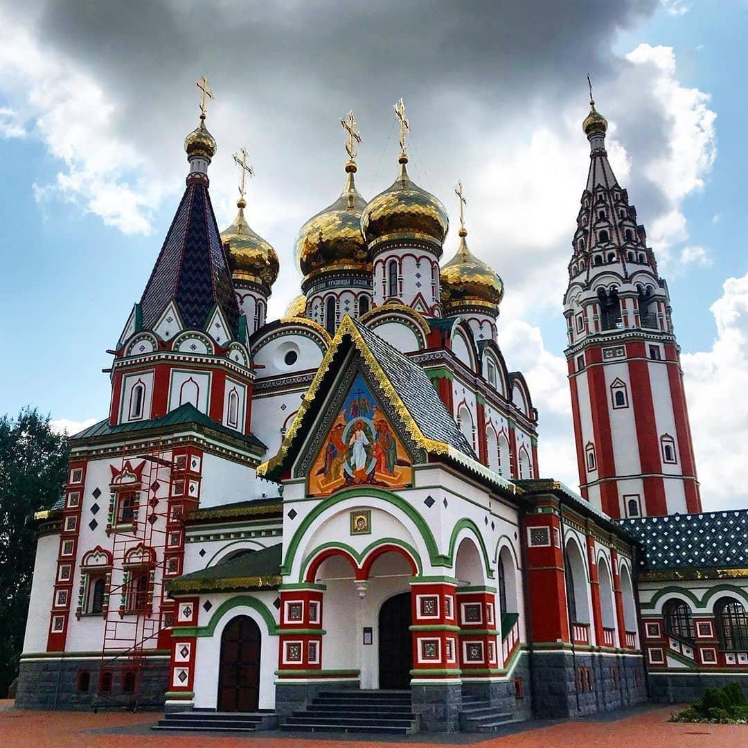 фото новой церкви в гусеве олеандр