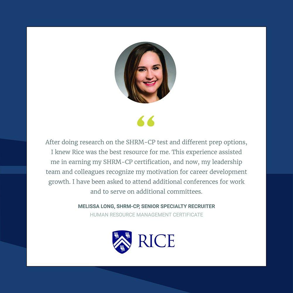 RiceProfDev - Rice ProfessionalDev Twitter Profile | Twitock