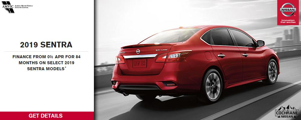 Finance your Nissan Sentra for less this summer during the Nissan NOW Sales Event! Sop online at Cochrane Nissan! https://bit.ly/2vZK0ER pic.twitter.com/hAMFRqBACY