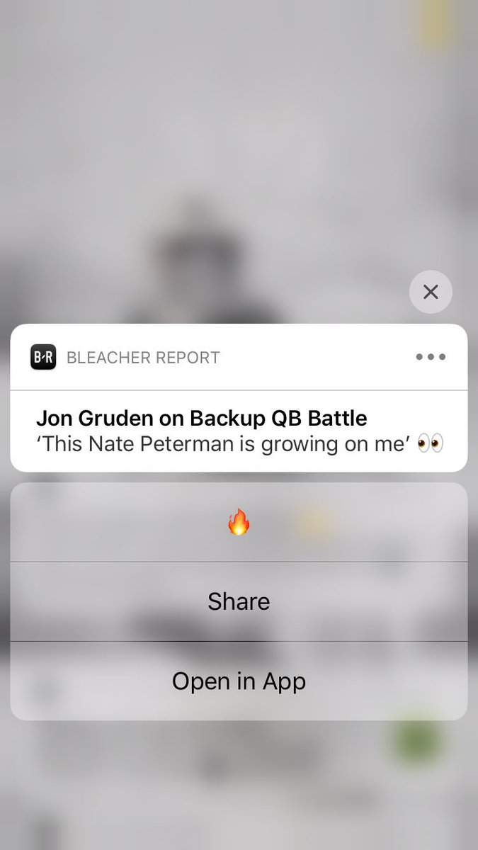 Gruden Likes Nathan Peterman | Bleacher Report | Latest News