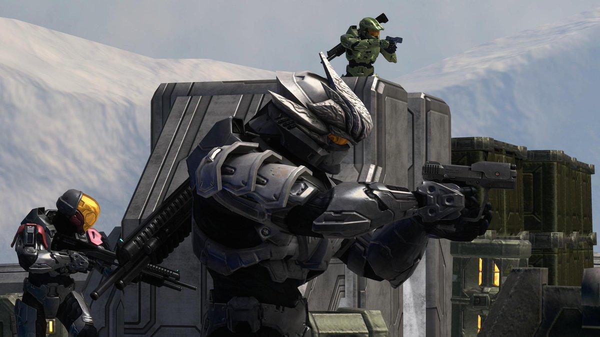 Los mapas del modo Forge podrán migrarse a Halo: The Master Chief Collection