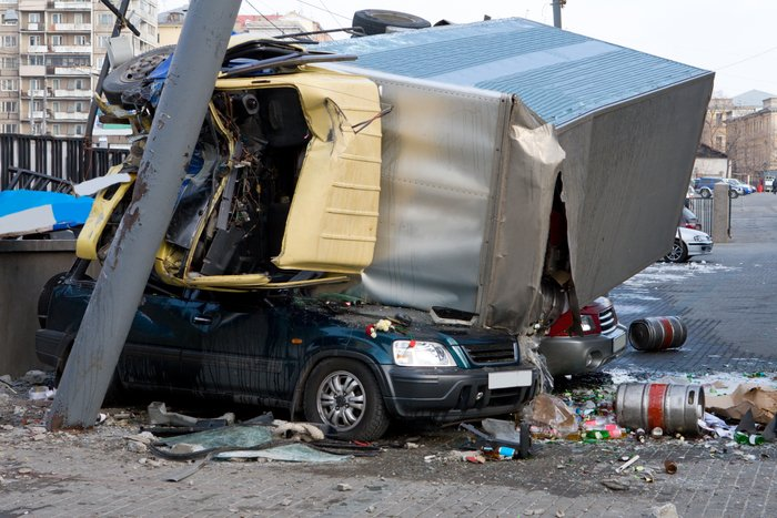 PROPOSED LEGISLATION SEEKS TO HELP VICTIMS OF TRUCK CRASHES AND THEIR FAMILIES RECOVER SUFFICIENT COMPENSATION https://bit.ly/2LQ92zX