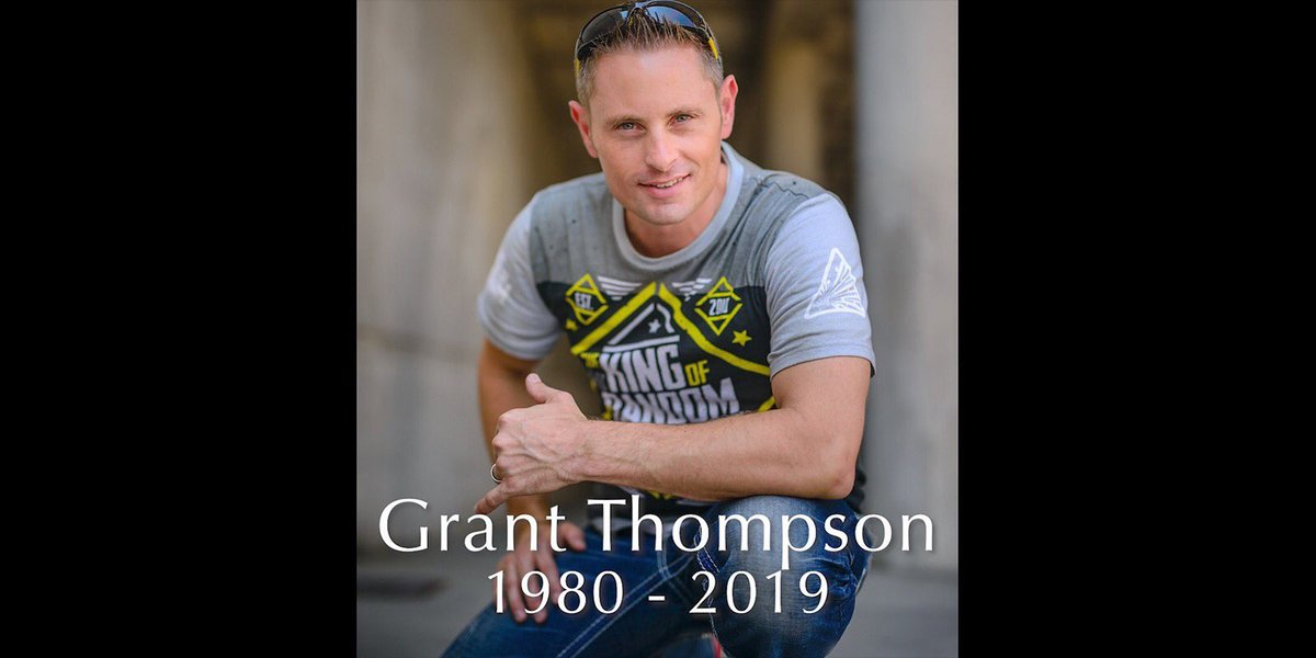 Were deeply saddened to learn of the tragic loss of Grant Thompson, a gifted, passionate and endlessly curious creator. We send our deepest condolences to his loving family, The King of Random team and fans. youtu.be/6dTvnq69cCU