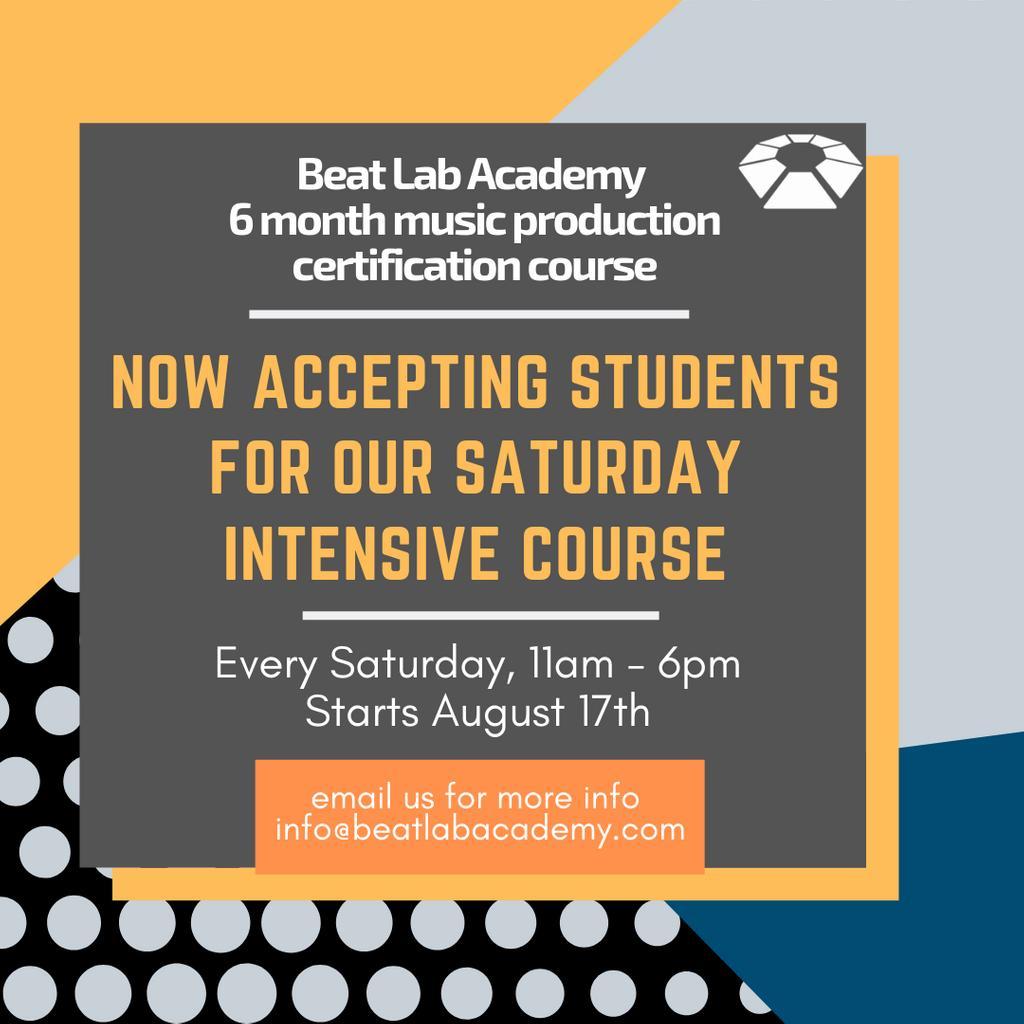 Beat Lab Academy (@beatlabacademy)   Twitter