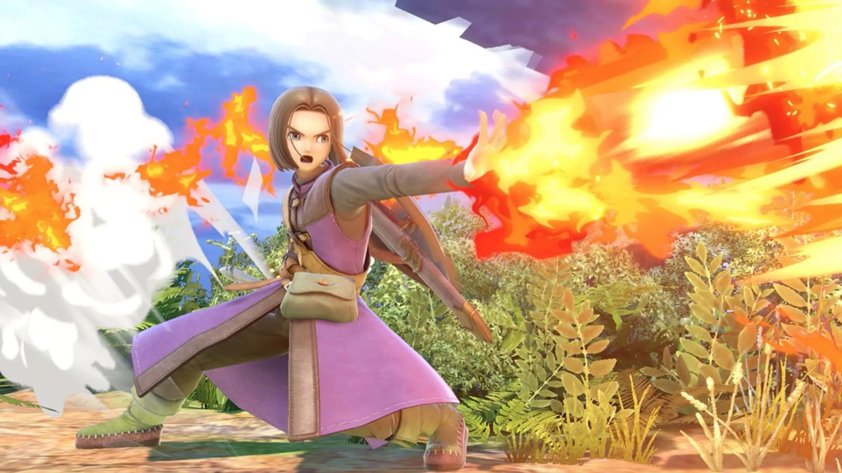 Super Smash Bros  Ultimate News (@SSBUNews)   Twitter