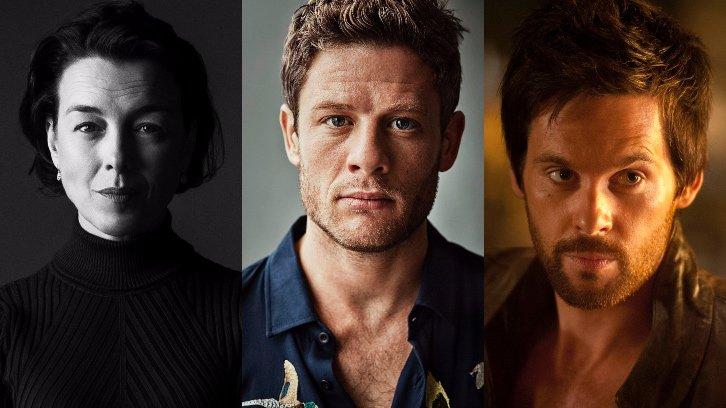 The Nevers de Joss Whedon (HBO), avec James Norton, Olivia Williams, Eleanor Tomlison, Nick Frost ... EAwjEHPXsAAm8pm